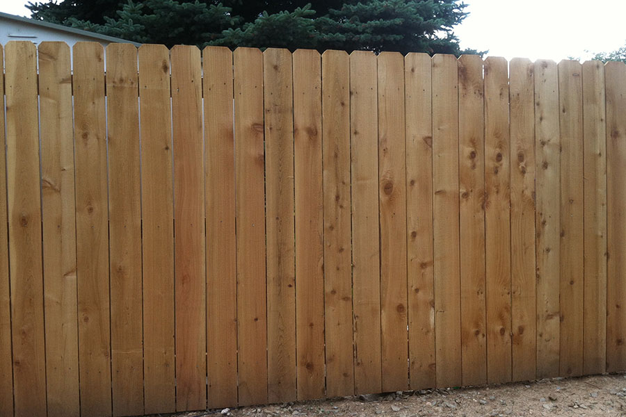 Materials Needed To Build A Picket Fence